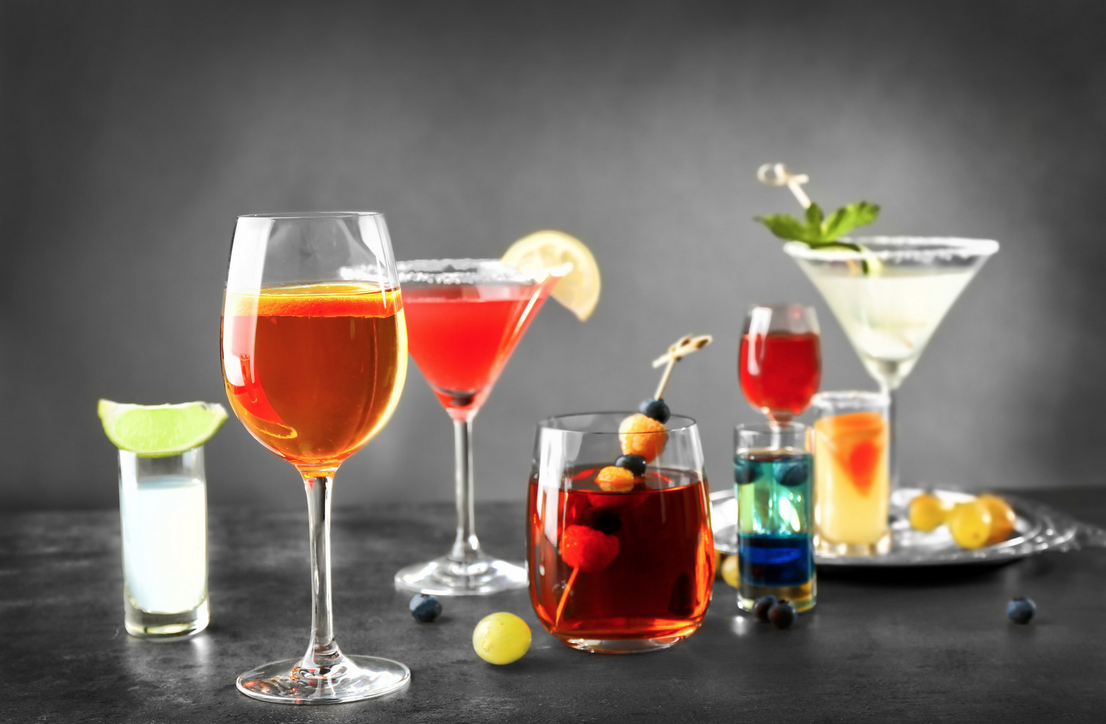 alcoholic beverage market research
