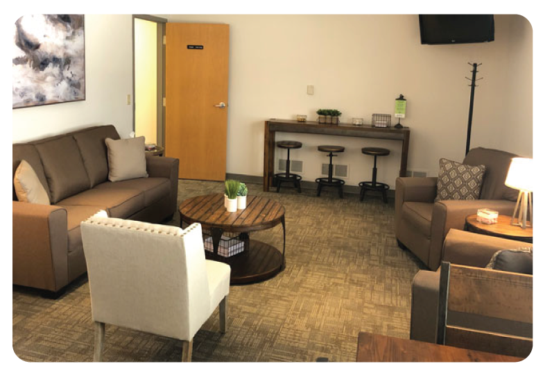 Milwaukee client-lounge